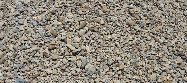 трошен камък